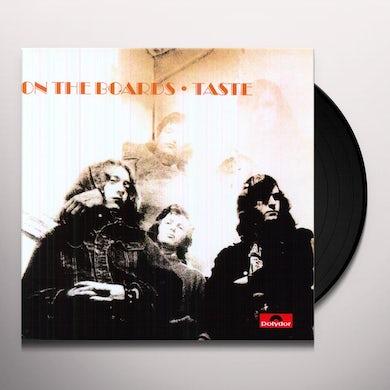 Taste ON THE BOARDS Vinyl Record - 180 Gram Pressing
