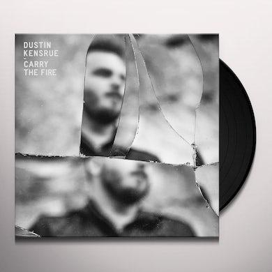 Dustin Kensrue CARRY THE FIRE Vinyl Record