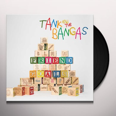 Tank and the Bangas FRIEND GOALS Vinyl Record