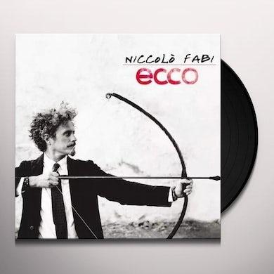 Niccolo Fabi ECCO Vinyl Record