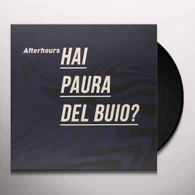 Afterhours HAI PAURA DEL BUIO?-SUPER DELUXE EDITION Vinyl Record