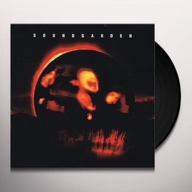 Soundgarden SUPERUNKNOWN Vinyl Record