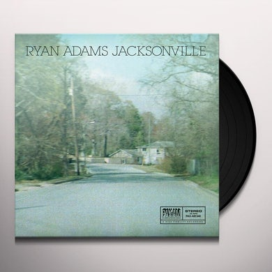Ryan Adams JACKSONVILLE (Vinyl)