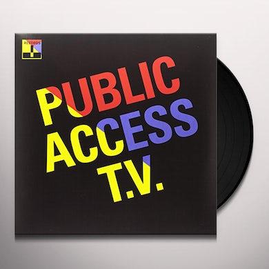 PUBLIC ACCESS TV Vinyl Record