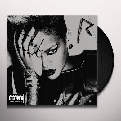 Rihanna RATED R Vinyl Record