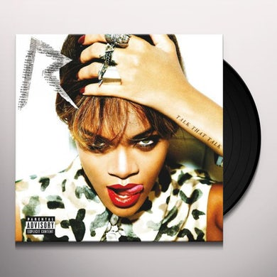 Rihanna TALK THAT TALK Vinyl Record