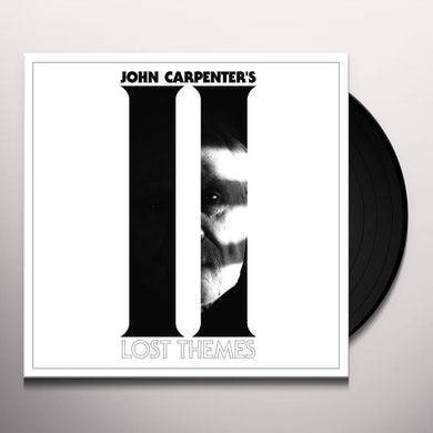 John Carpenter LOST THEMES II Vinyl Record