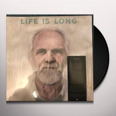 LIFE IS LONG Vinyl Record
