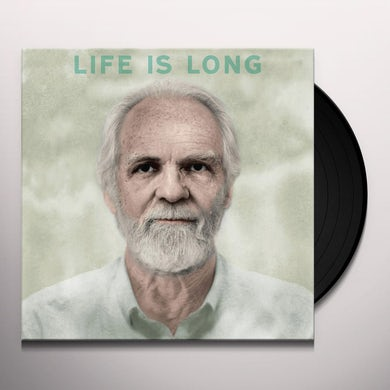 Jared Mees LIFE IS LONG Vinyl Record