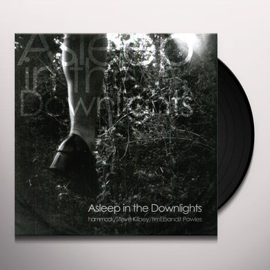 Hammock ASLEEP IN THE DOWNLIGHTS Vinyl Record