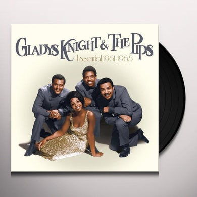 Gladys Knight & The Pips HITS Vinyl Record
