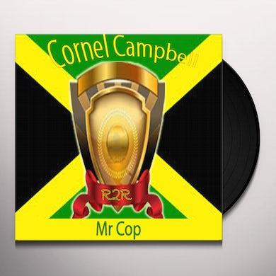 Cornell Campbell MR COP Vinyl Record