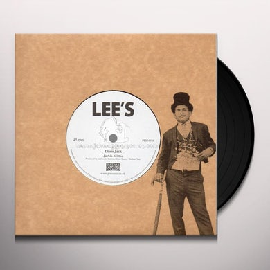 Jackie Mittoo DISCO JACK Vinyl Record