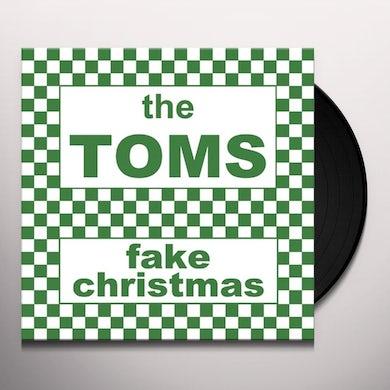 The Toms FAKE CHRISTMAS Vinyl Record