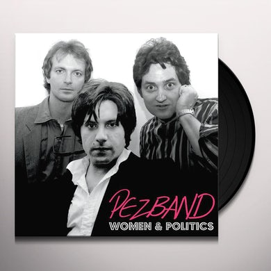 Pezband WOMEN & POLITICS (DL CARD) Vinyl Record