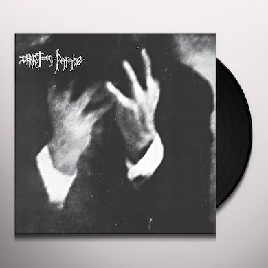 Christ on Parade MIND IS A TERRIBLE THING Vinyl Record