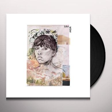Frances Quinlan LIKEWISE Vinyl Record