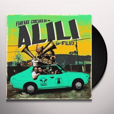 G-FLUX VS FANFARE CIOCARLIA Vinyl Record