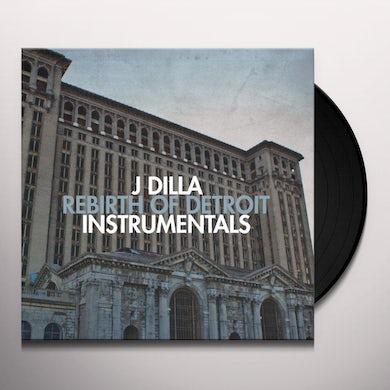 REBIRTH OF DETROIT Vinyl Record