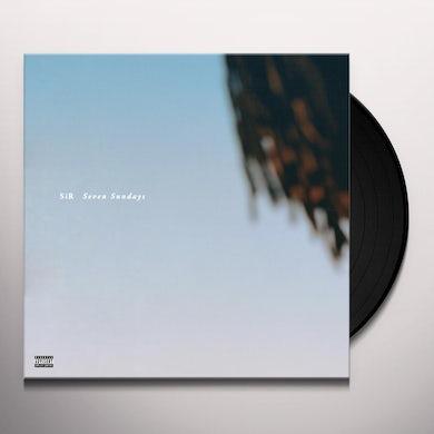 SiR SEVEN SUNDAYS Vinyl Record