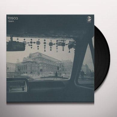 Tosca OPERA Vinyl Record