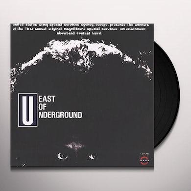 East Of Underground SOAP Vinyl Record