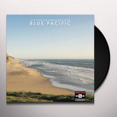 Victor Krummenacher Blue Pacific Vinyl Record
