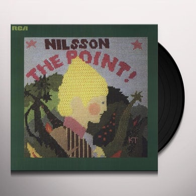Harry Nilsson  POINT Vinyl Record - Remastered
