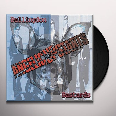 Angelic Upstarts BULLINGDON BASTARDS (INCL.CD) Vinyl Record