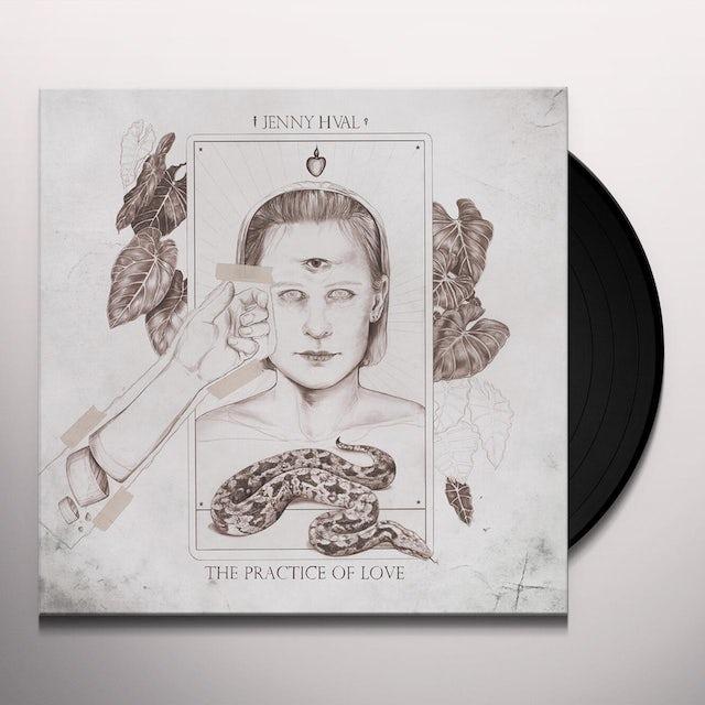 Jenny Hval PRACTICE OF LOVE Vinyl Record