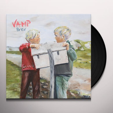 Vamp BREV Vinyl Record