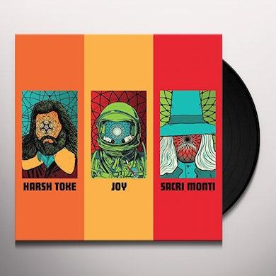 BURNOUT (TRIPLE 7 INCH) Vinyl Record