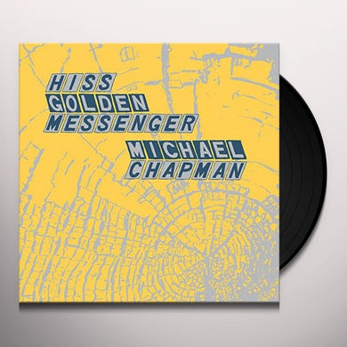 PARALLELOGRAM A LA CARTE: HISS GOLDEN MESSENGER Vinyl Record