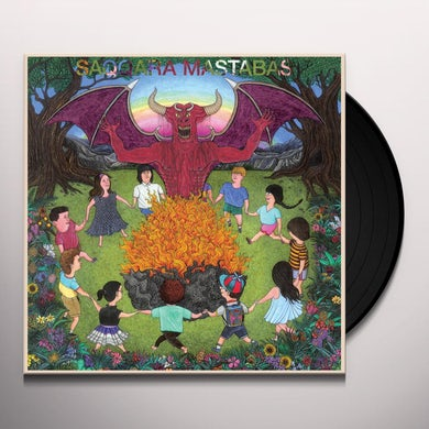 SAQQARA MASTABAS LIBRAS Vinyl Record