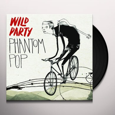 Wild Party PHANTOM POP Vinyl Record