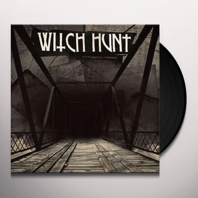 BURNING BRIDGES TO NOWHERE Vinyl Record