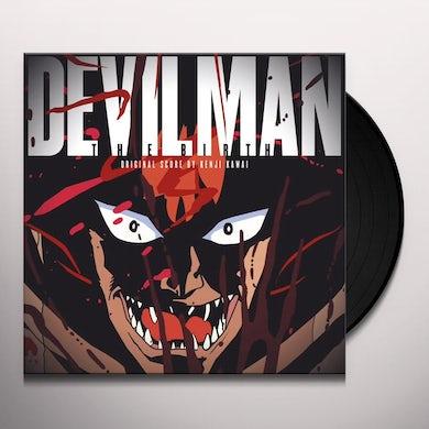 Kenji Kawai DEVILMAN THE BIRTH / O.S.T. Vinyl Record