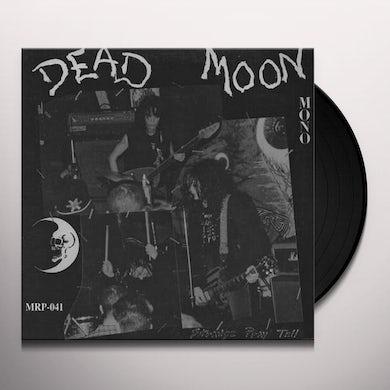 Dead Moon STRANGE PRAY TELL Vinyl Record