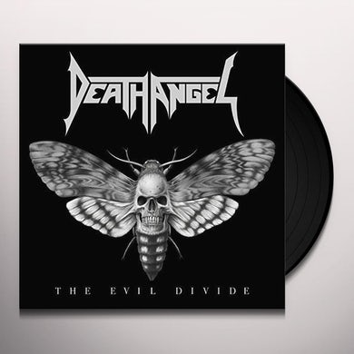 Death Angel EVIL DIVIDE Vinyl Record