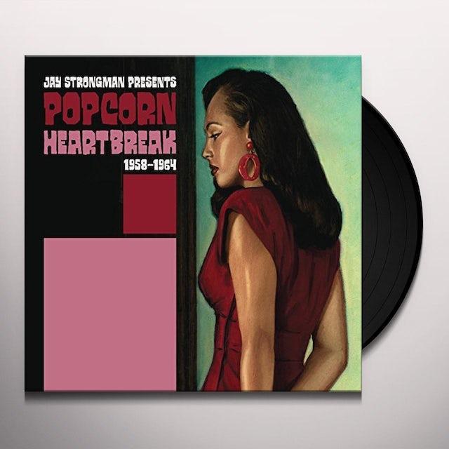 JAY STRONGMAN PRESENTS POPCORN HEARTBREAK / VAR