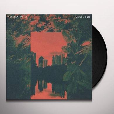 Nubiyan Twist JUNGLE RUN Vinyl Record