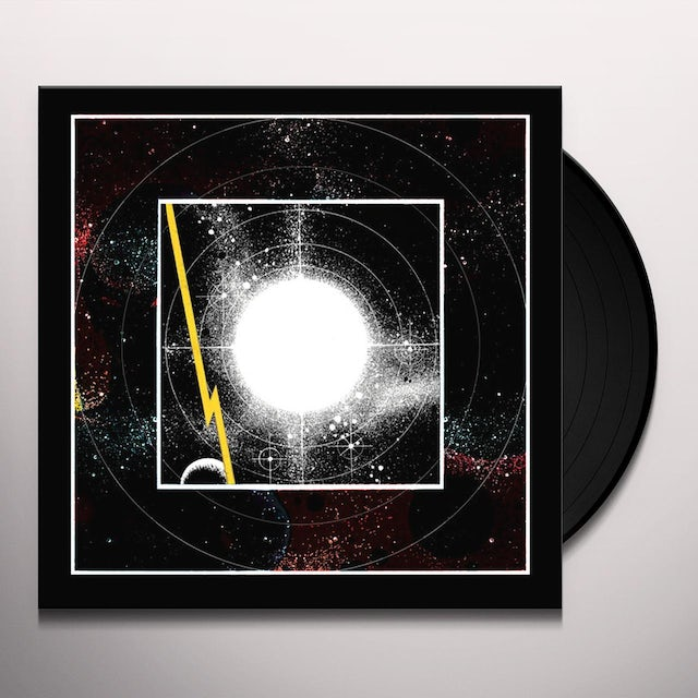 Csc Funk Band ABOVE THE STARRS Vinyl Record