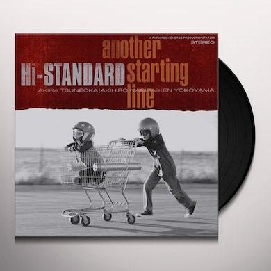 Hi-STANDARD ANOTHER STARTING LINE Vinyl Record