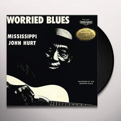 WORRIED BLUES Vinyl Record
