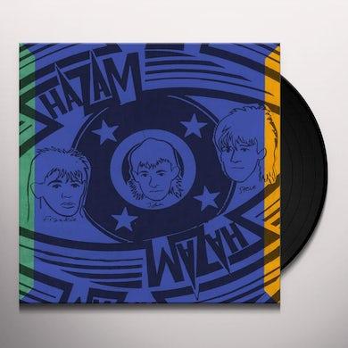 Shazam LET'S GET TOGETHER / MEMORIES Vinyl Record