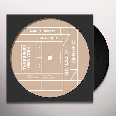 Abby Echiverri AB INITIO Vinyl Record