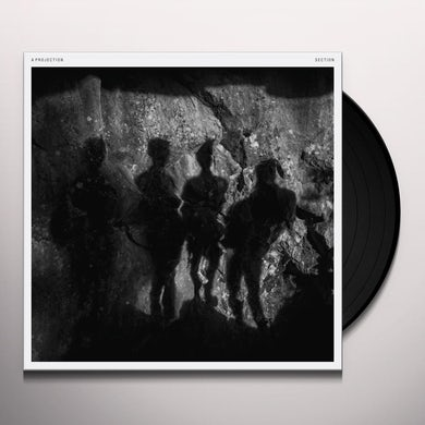 Projection SECTION Vinyl Record
