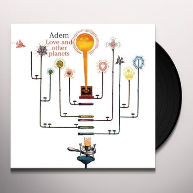 Adem LOVE & OTHER PLANETS Vinyl Record