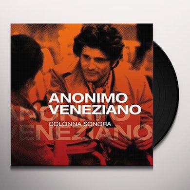 Stelvio Cipriani ANONIMO VENEZIANO / Original Soundtrack Vinyl Record