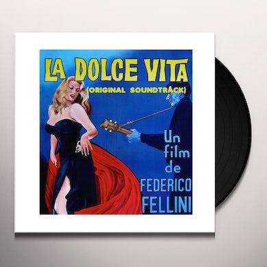 Nino Rota LA DOLCE VITA / Original Soundtrack Vinyl Record